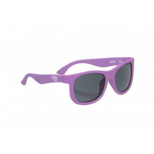 navigator okulary przeciwsłoneczne dla dzieci (3-5) purple reign marki Babiators