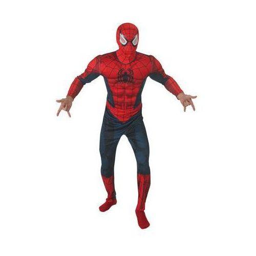 Kostium spiderman deluxe dla dorosłych - roz. xl, Rubies