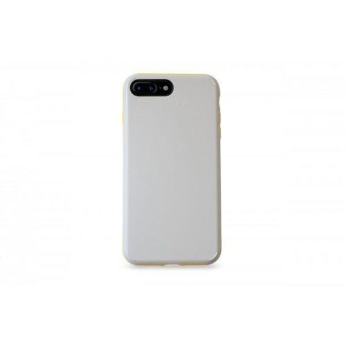KMP Sporty Case do iPhone 7 Plus/8 Plus szaro-zólte, kolor wielokolorowy