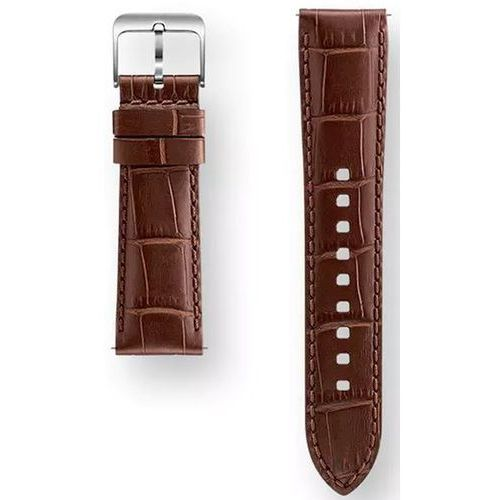 Samsung et-ysa76mdegww gear s3 alligator grain leather band pasek brown brązowy - et-ysa76mdegww szybka dostawa! darmowy odbiór w 20 miastach!