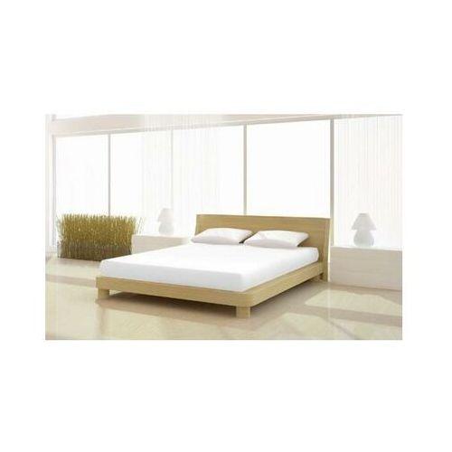 Prześcieradło Elastan Classic 140/160x200/220 cm kolor biały