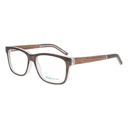 Woodys barcelona Okulary korekcyjne harlem 131
