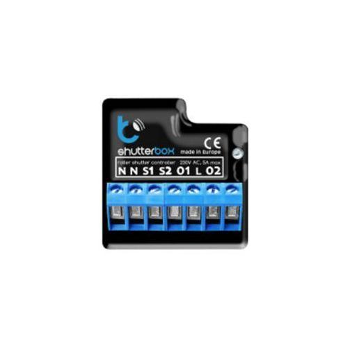 Shutterbox - bezprzewodowy sterownik rolet 230v wifi - aplikacja android / ios marki Blebox