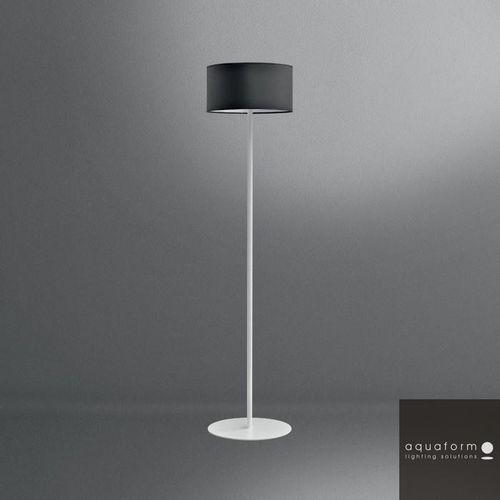 Lampa stojąca podłogowa Aquaform Arm 40 2x40W E27 Phase-Control czarna 61011-0000-U8-PH-02