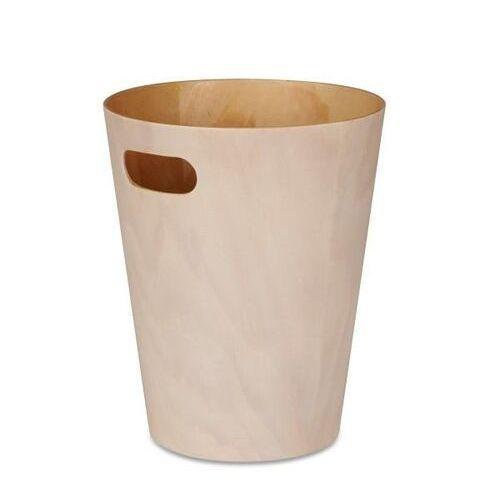UMBRA - Kosz, naturalne drewno, WOODROW, T_78453503-9f90-4ea9-ad35-00ae4a3caf03