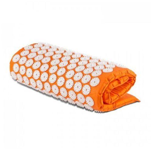 Capital sports Repose mata yantra mata do masażu akupresura 70x40cm pomarańczowa