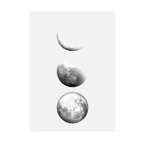 Art canvas Kanwa księżyce 50 x 70 cm (5901844206304)