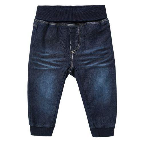 name it Boys Spodnie Jeans Rur dark blue denim, 13130713