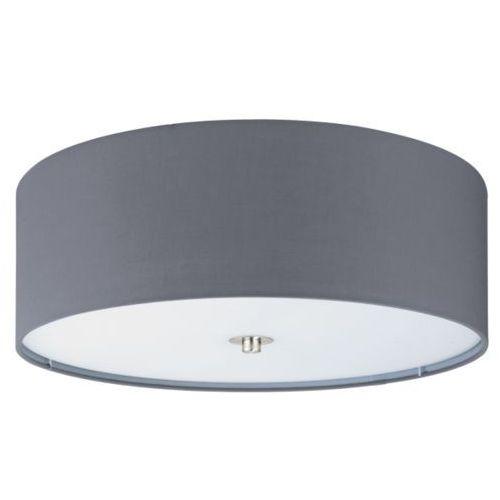 lampa sufitowa PASTERI szara 47,5 cm, EGLO 94921