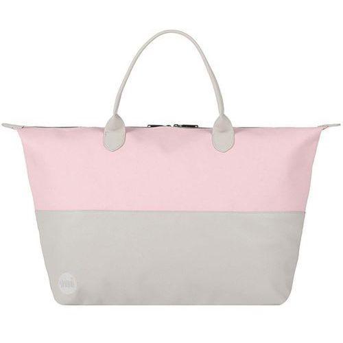 torba na ramię MI-PAC - Weekender 50/50 Canvas Tumbled Pink/Grey (A43) rozmiar: OS