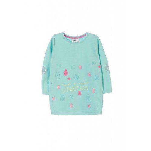 Bluza dresowa dla dziewczynki 3F3201