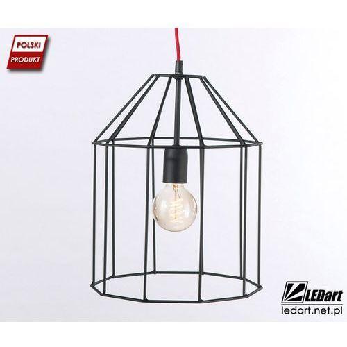 Lampa wisząca LED CAGE