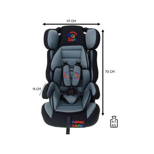 Kindersafe Fotelik samochodowy 9-36 kg prestige ge-e (5902921964506)