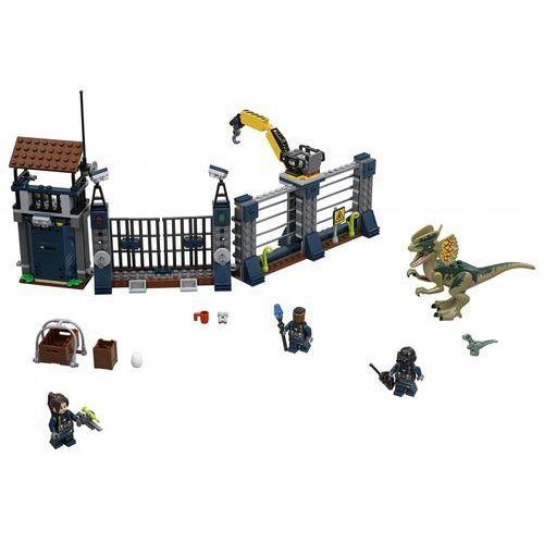 75931 Atak Dilofozaura Na Posterunek Dilophosaurus Outpost Attack