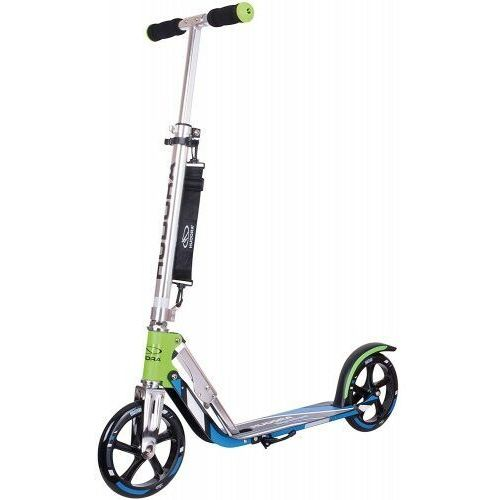 HUDORA Hulajnoga Scooter Big Wheel 205 niebiesko-zielona 14750, 14750/01