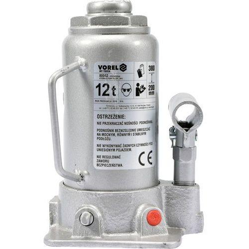 Vorel Podnosnik hydrauliczny słupkowy 12t / 80062 /  - zyskaj rabat 30 zł (5906083800627)