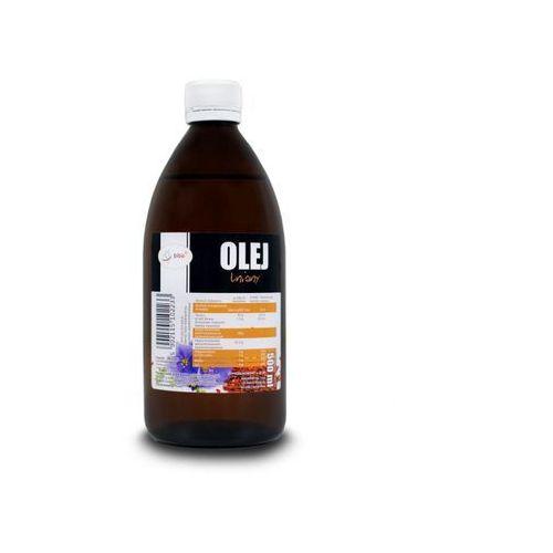Vivio Olej lniany 500 ml. Najniższe ceny, najlepsze promocje w sklepach, opinie.