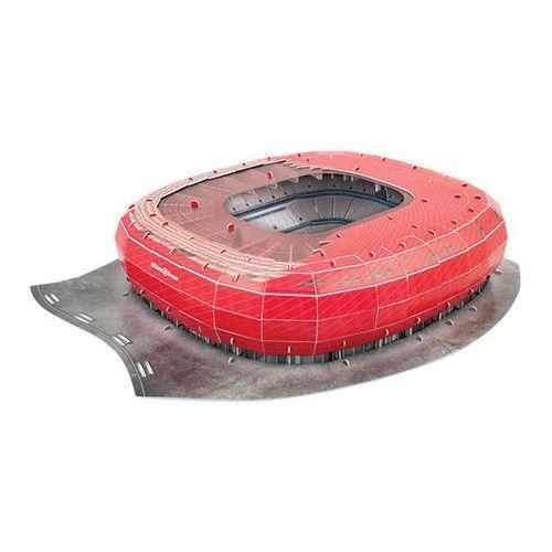 Trefl import Puzzle 3d model stadionu bayern monachium 119 (4260307132989)