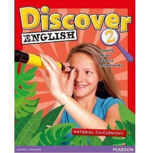 Discover English 2. Materiał Ćwiczeniowy Exam Trainer (Do Wersji Wieloletniej) (9788378824084)