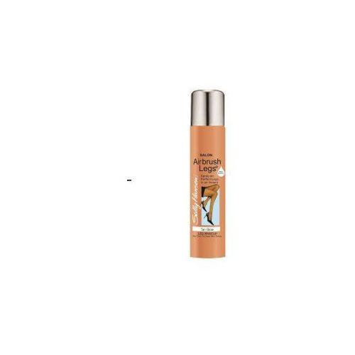 airbrush legs (w) rajstopy w spray'u 03 tan glow 75ml marki Sally hansen
