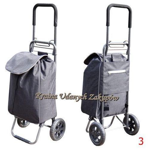 Wózek na Zakupy torba na kółkach SKŁADANY