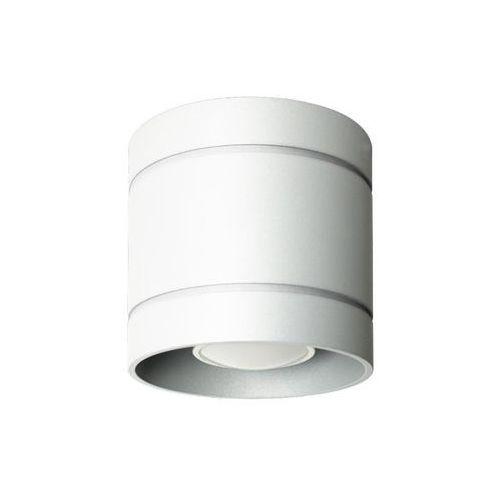 Lampa sufitowa diego 10 biała marki Lampex