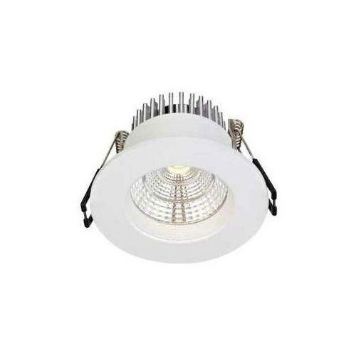 Downlight pojedyńczy spot ares 106216 oczko sufitowe 1x3.6w fixed led biały marki Markslojd