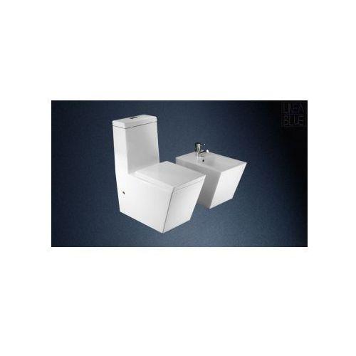 Ceramiczny kompakt wc i bidet STELLA LINEABLUE