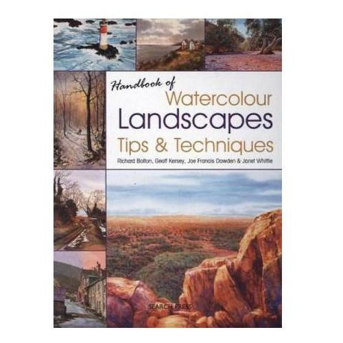 Handbook of Watercolour Landscapes Tips & Techniques (9781844489619)