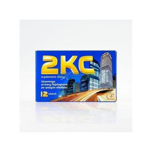 Tabletki 2 KC 12 tabletek