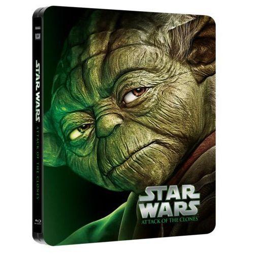 Gwiezdne wojny: Część II - Atak klonów (Steelbook) - produkt z kategorii- Filmy science fiction i fantasy