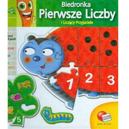 Liscianigiochi Carotina soft touch biedronka pierwsze liczby