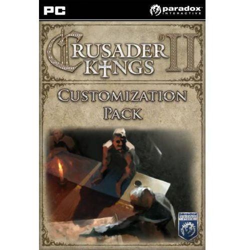 Crusader Kings 2 Customization Pack (PC)
