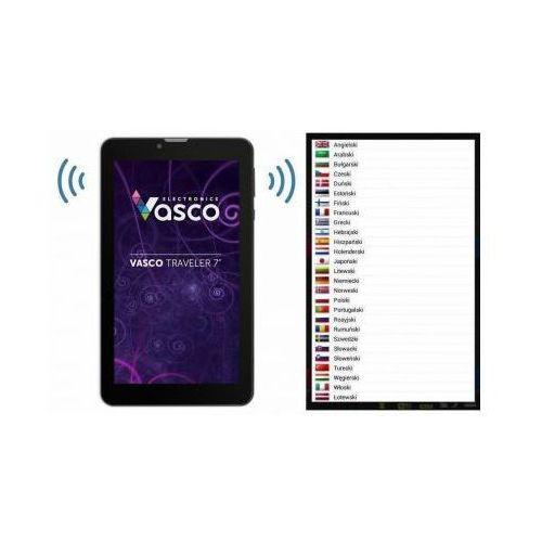 """Tablet 7"""" - Wielofunkcyjny (29-języczny!) Tłumacz Mowy Vasco Traveler + Tel. GSM (smarfon) itd., 59014458898912"""