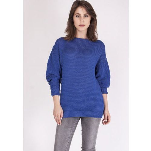 Mkmswetry Mkm beatrix swe 097 chabrowy sweter