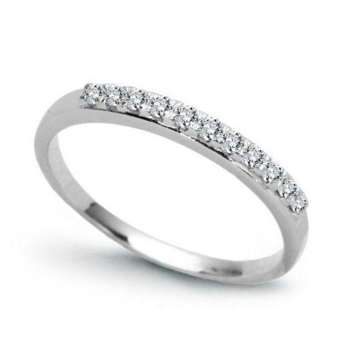 Złoty pierścionek pbd3900 - diament marki Staviori