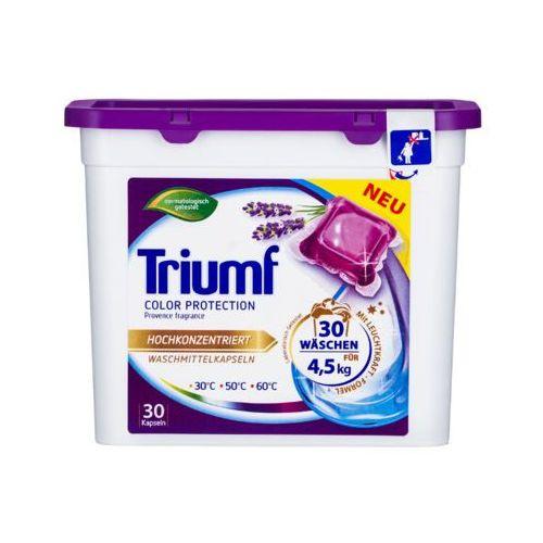 Triumf 30szt color protection kapsułki do prania kolorowych tkanin