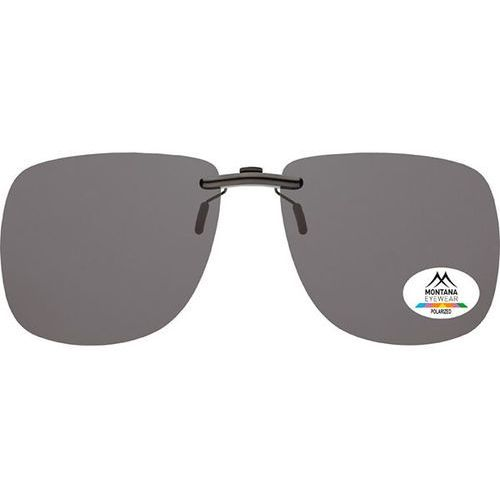 Montana collection by sbg Okulary słoneczne c1 clip on polarized no colorcode