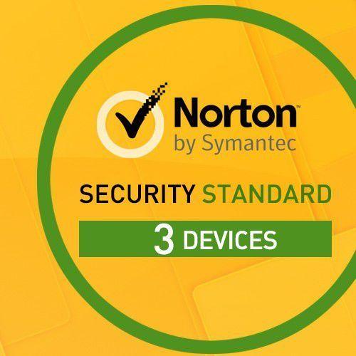 Norton security 2017 deluxe 3.0 1 użytkowników, 3 urządzenia marki Symantec