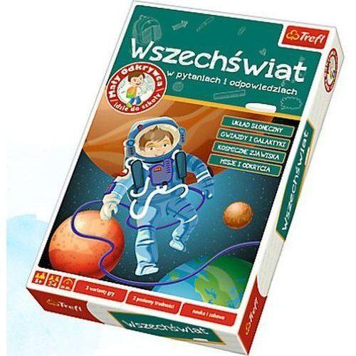 Trefl Gra  01341 mały odkrywca idzie do szkoły - wszechświat (5900511013412)