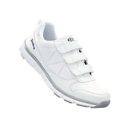 Buty sportowe Brütting bonprix biały, kolor biały, od rozmiaru 38