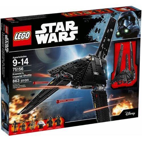 75156 IMPERIALNY WAHADŁOWIEC KRENNICA Krennic's Imperial Shuttle KLOCKI LEGO STAR WARS