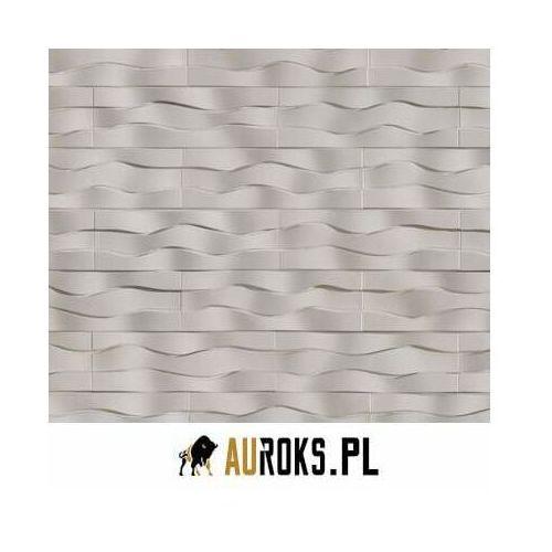kamień dekoracyjny płytka phenomena bianco 37,5x10x2,5cm opk. 0,37m2 marki Incana