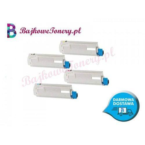 Bajkowetonery.pl Toner premium zamiennik do oki 43381905 żółty, c5600n, c5600dn, c5700n, c5700dn