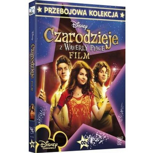 Film PK Czarodzieje z Waverly Place DVD