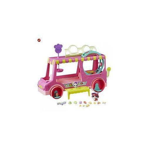 Food Truck ze zwierzakami Littles Pet Shop, E1840