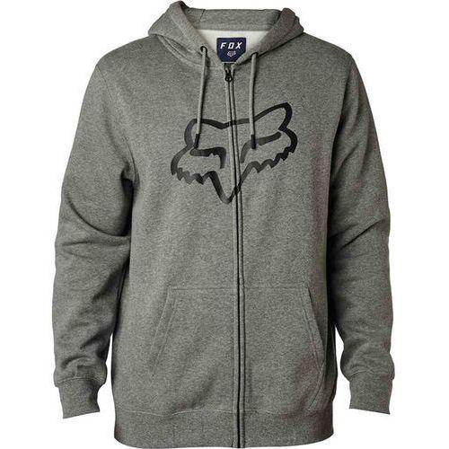 bluza FOX - Legacy Foxhead Zip Fleece Htr Graph (185) rozmiar: L