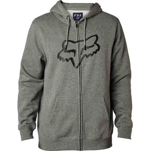 bluza FOX - Legacy Foxhead Zip Fleece Htr Graph (185) rozmiar: M