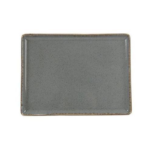 Fine dine Półmisek prostokątny stone | 270x210 mm lub 350x250 mm