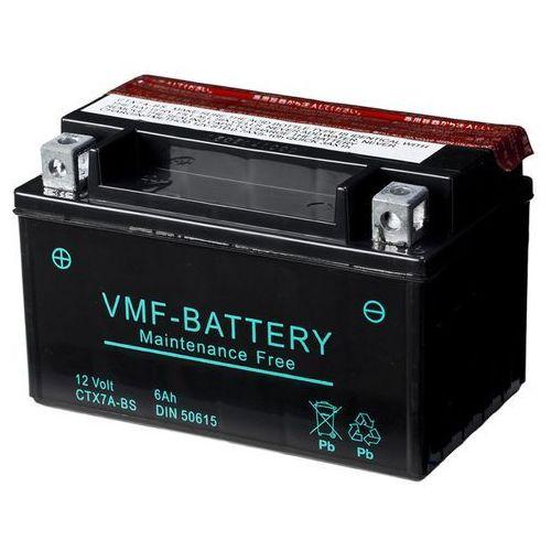 VMF Powersport Akumulator Liquifix, 12 V, 6 Ah, MF YTX7A-BS (8717545591772)